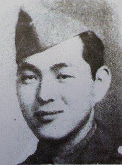 SSgt Tomosu Hirahara