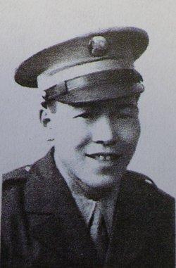 PFC Edward Ogawa