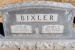 Edna Miriam <I>Mingus</I> Bixler