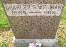 Charles S Welman