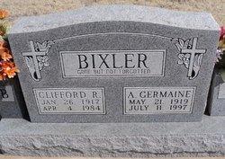 Clifford Raymond Bixler