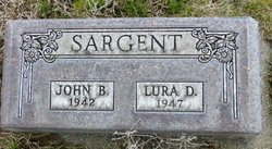 Lura M. <I>Dean</I> Sargent