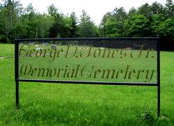 George D Jones Jr Memorial Cemetery