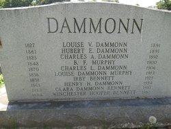 Clara <I>Dammonn</I> Bennett