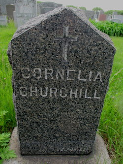 Cornelia <I>Rutjes</I> Churchill