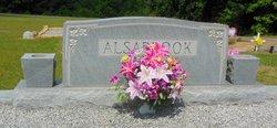 Annie L <I>Cantrell</I> Alsabrook