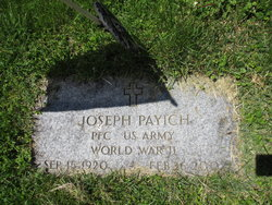 Joseph Payich