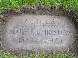 Mary Ellen <I>Towle</I> Christian