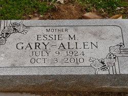 Essie M. <I>Gary</I> Allen