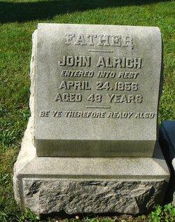 John Alrich