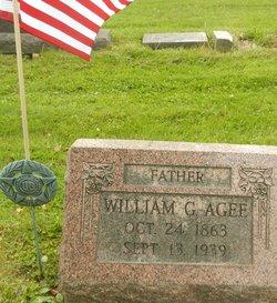 William G Agee