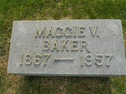 Maggie V Baker