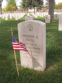Homer C King