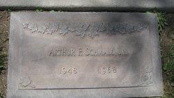 """Arthur Franklin """"Art"""" Schmall, Jr"""
