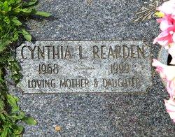 Cynthia L Rearden