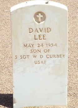 David Lee Curbey