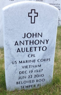 John Anthony Auletto