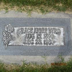 Grace Annie <I>Hay</I> Byrd