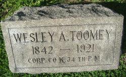Wesley A. Toomey