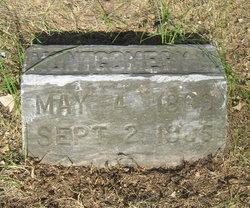 "Montgomery ""William"" Wright"