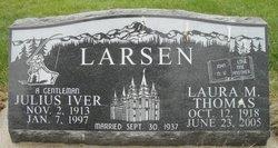 Julius Iver Larsen