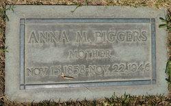 Anna Mary <I>Smith</I> Biggers