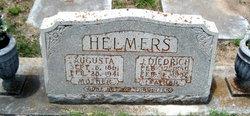 Augusta <I>Kieler</I> Helmers