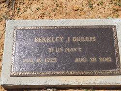 Berkley J. Burris