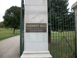 Fairmount-Willow Hills Memorial Park