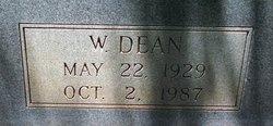 Willie Dean Biggerstaff