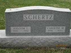 Ransom Lee Schertz