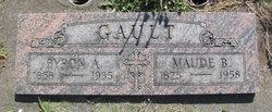 Maud Bessie <I>Voice</I> Gault