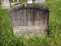 Ruth A Baldwin
