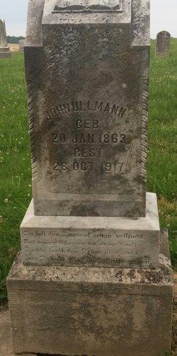 John Joachim August Ullmann