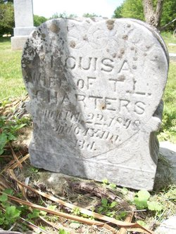 Louisa <I>Stonebraker</I> Charters