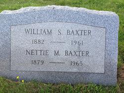 William Selheimer Baxter