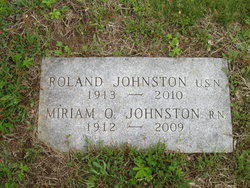 Roland Johnston