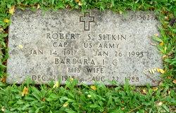 Barbara I C Sitkin