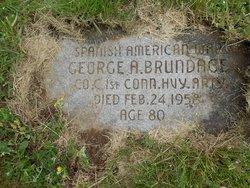 George A Brundage