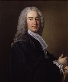 """William """"1st Earl of Mansfield"""" Murray"""
