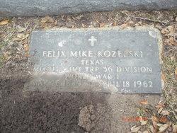 Felix Mike Kozelski