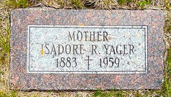Isadore <I>Reed</I> Yager