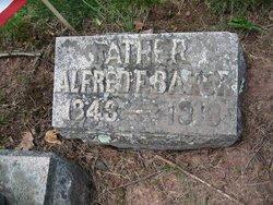 Alfred Franklin Baker
