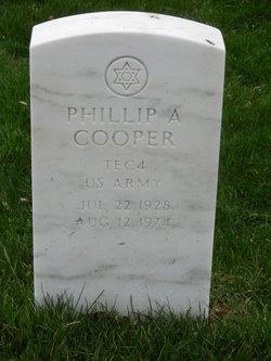 Phillip A Cooper