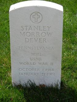 Stanley Morrow Dever