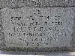 Louis B Daniel