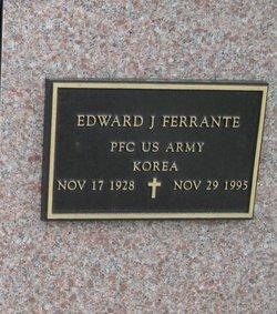 Edward J Ferrante