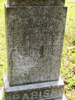 Mary Magnolia <I>Manning</I> Parish