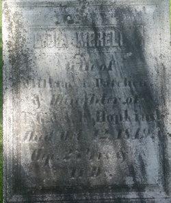Lydia Merell <I>Hopkins</I> Patchen