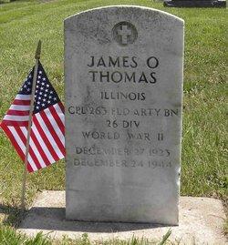 James O. Thomas